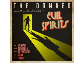 DAMNED - Evil Spirits (LP)