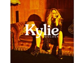 KYLIE MINOGUE - Golden (LP)