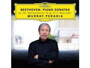 MURRAY PERAHIA - Beethoven/Piano Sonatas (LP)