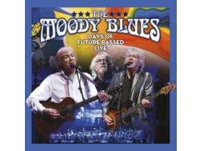 MOODY BLUES - Days Of Future Passed - Live (LP)