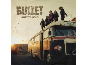 BULLET - Dust To Gold (LP + CD)