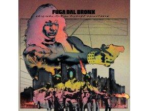 FRANCESCO DE MASI - Fuga Dal Bronx (LP)