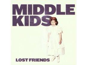MIDDLE KIDS - Lost Friends (LP)