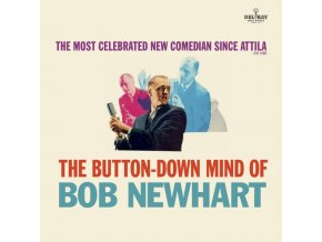 BOB NEWHART - The Button Down Mind Of Bob Newhart (LP)