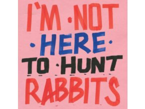 VARIOUS ARTISTS - Im Not Here To Hunt Rabbits (LP + Book)