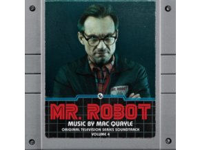 ORIGINAL TV SOUNDTRACK / MAC QUAYLE - Mr. Robot - Volume 4 (LP)