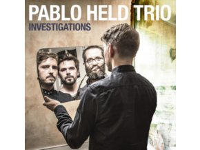 PABLO HELD TRIO - Investigations (LP)