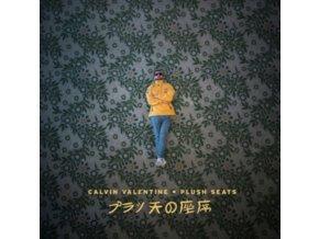 CALVIN VALENTINE - Plush Seats (LP)