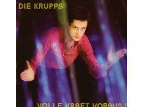 DIE KRUPPS - Volle Kraft Voraus (LP)