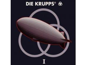 DIE KRUPPS - I (Blue Vinyl) (LP)