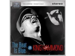KING HAMMOND - The Beat Is Blue (LP)