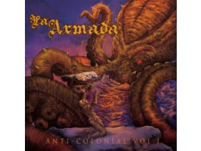 LA ARMADA - Anti-Colonial Vol.1 (LP)