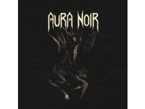 AURA NOIR - Aura Noire (Red/Black/White Speckle Vinyl) (LP)