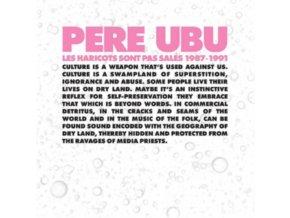 PERE UBU - Les Haricots Sont Pas Sales 1987-1991 (LP)