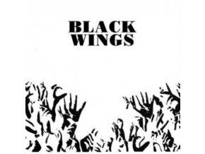 HIS NAME IS ALIVE - Black Wings (LP)