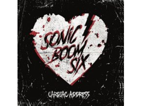 SONIC BOOM SIX - Cardiac Address (LP)