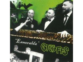 """GRUFFS - Esmeralda (Limited Edition Coloured Vinyl) (7"""" Vinyl)"""