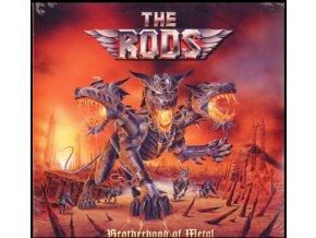 RODS - Brotherhood Of Metal (LP + CD)