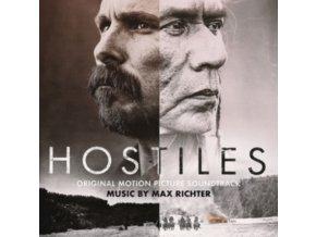 MAX RICHTER - Hostiles (LP)