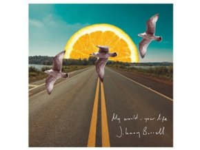 "JOHNNY BORRELL - My World. Your Life (7"" Vinyl)"