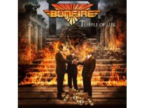 BONFIRE - Temple Of Lies (LP)