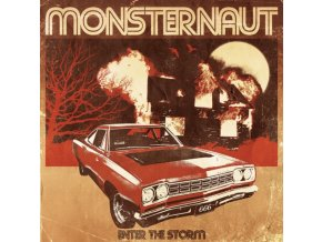 MONSTERNAUT - Enter The Storm (Limited Yellow Vinyl) (LP)