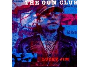 GUN CLUB - Lucky Jim (LP)