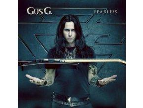 GUS G. - Fearless (Clear Vinyl) (LP)