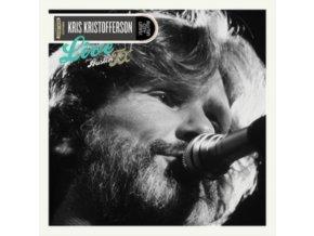 KRIS KRISTOFFERSON - Live From Austin. Tx (LP)
