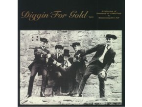 VARIOUS ARTISTS - Diggin For Gold Volume 2 (Rsd 2018) (LP)