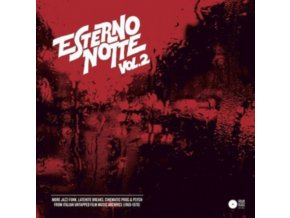 VARIOUS ARTISTS - Esterno Notte Vol. 2 (LP + CD)