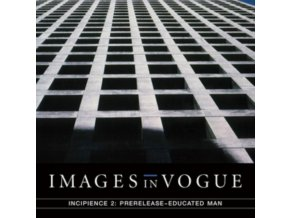 IMAGES IN VOGUE - Incipience 2: Prerelease Educated Man (Clear Vinyl) (LP)