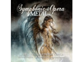 VARIOUS ARTISTS - Symphonic & Opera Metal (LP)