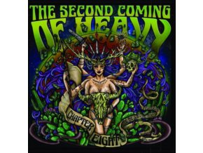 SECOND COMING OF HEAVY - Chapter 8: Ride The Sun & The Trikes (LP)
