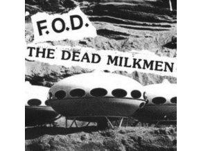 """FLAG OF DEMOCRACY (FOD) / DEAD MILKMEN - Split (7"""" Vinyl)"""