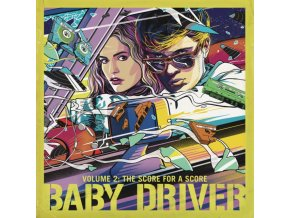 VARIOUS ARTISTS - Baby Driver 2: The Score For A Score (LP)