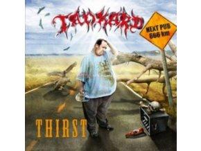 TANKARD - Thirst (Blue Vinyl) (LP)