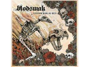 BLODSMAK - Gjennom Marg Og Bein (LP)