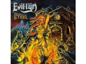 EVIL-LYN - Disciple Of Steel (LP)