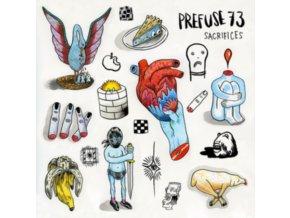 PREFUSE 73 - Sacrifices (LP)