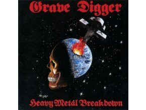 GRAVE DIGGER - Heavy Metal Breakdown (LP)