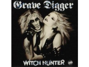 GRAVE DIGGER - Witch Hunter (LP)