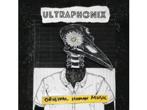 ULTRAPHONIX - Original Human Music (LP)