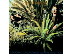 JIM PEMBROKE - Corporal Cauliflowers Mental Function (LP)