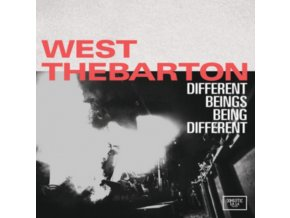 WEST THEBARTON - Different Beings Being Different (LP)