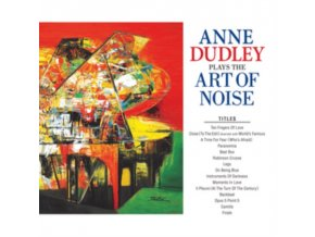 ANNE DUDLEY - Plays The Art Of Noise (LP)