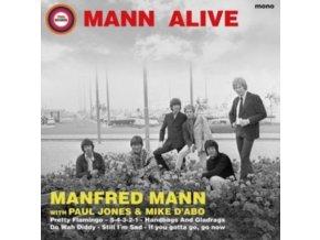 MANFRED MANN - Alive (RSD 2018) (LP)