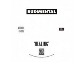 "RUDIMENTAL - Healing / No Fear (RSD 2018) (12"" Vinyl)"