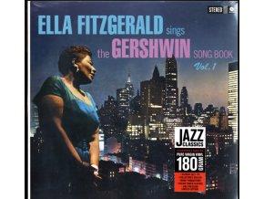 ELLA FITZGERALD - Sings The Gershwin Song Book Vol. 1 (LP)