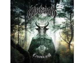 WITCHSKULL - Covens Will (LP)